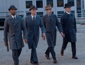 The Adjustment Bureau Men in Fedoras