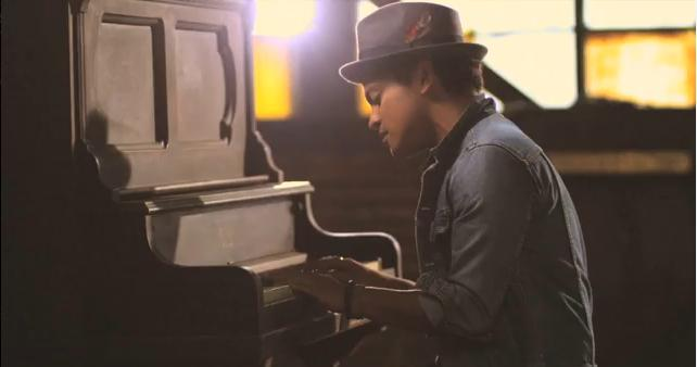 The Way You Are by Bruno Mars