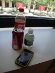 Caffeine, Hydration and Smart Phones